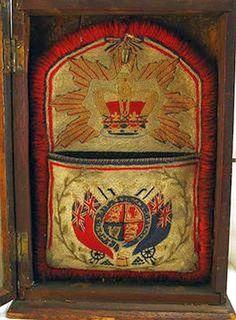 Sailor's Wall Pocket.