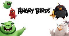 PNG Download: Pacote com 20 Imagens do Angry Birds O Filme em PNG em alta definição com fundo transparente