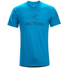 Arcteryx Men s Arc word SS T-Shirt - Moosejaw 78e42a9cd