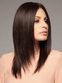Remy human hair lace front straight wig Source by rewigs Ombre Hair Color, Brown Hair Colors, Remy Human Hair, Human Hair Wigs, Afro Wigs, Remy Hair, Wig Hairstyles, Straight Hairstyles, Everyday Hairstyles