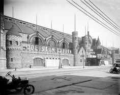 The Chicago Coliseum, 1513 S. Wabash Ave. (1900-1982). T