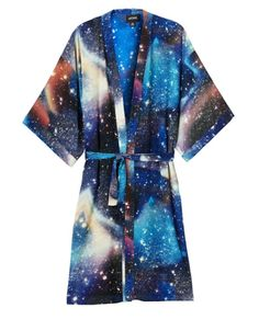 Cosmic robe. Totally gorgeous.