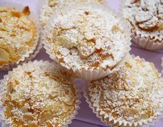 Sweet Cupcakes, Yummy Cupcakes, Mini Muffin Desserts, German Baking, Peanut Butter Recipes, Baking Cupcakes, Mini Muffins, Sweet And Spicy, Cake Cookies