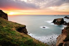 Lands End, Cornwall, UK (by midlander1231)  Visit www.exploreuktravel.co.uk for holidays in England