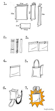 DIY Bolsa para el tupper. Paso a paso e Couture, Diy, Handmade Christmas, Arts And Crafts, Tote Bag, Sewing Machines, Bags, Lunch Box, Projects