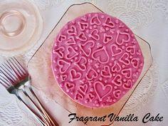 Vegan Valentine's Day Desserts | Fragrant Vanilla Cake