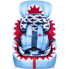 Cosatto Zoomi 123 Car Seat - BigFish