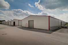 Prefabricated Steel Shed Storage Building