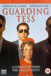 Guarding Tess Poster