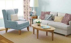 Watch and see three smart and new ways to use blue in a color scheme.