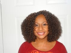 Crochet Braids In Atlanta : Crochet braids on Pinterest Marley Hair, Crotchet Braids and Crochet ...