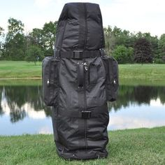 Orlimar® Traveler 9.0 Wheeled Golf Travel Cover