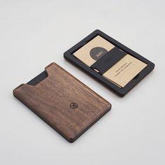 Madera Woodcraft - Union Wallet in Walnut