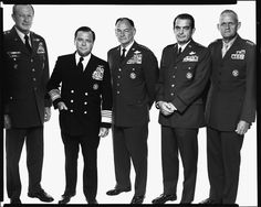 The Joint Chiefs of Staff, Washington, D.C., August 24, 1976