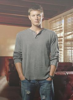 #JensenAckles as #DeanWinchester  #SPN photoshoot