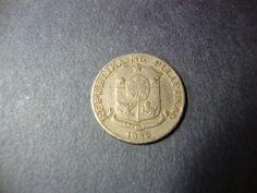 SALE  1969 Philippines 10 Sentimos  Ten Sentimos  by CoinCorner