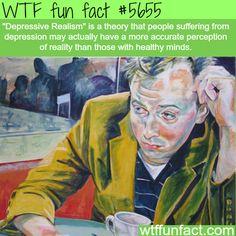 Depressive Realism - WTF fun fact | See more fun videos here: http://gwyl.io/