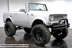 1965 International Harvester Scout For Sale at Classic Car Liquidators is listed at $24,999.00. Check out our classic car inventory.