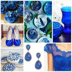 Pantone Spring 2014: Dazzling Blue Wedding_CBFWblog