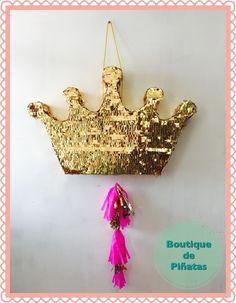 Piñata • Corona • envíos a todo México $580 • 2-3 elaboración y 5-7 días hábiles de envío.