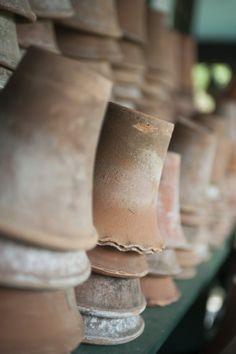 camp-de-fiori pots...swoon...from Gardinista