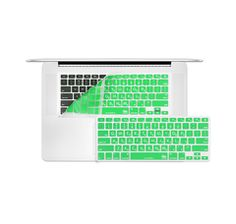 MacBook Pro KeyBoard Cover in Green