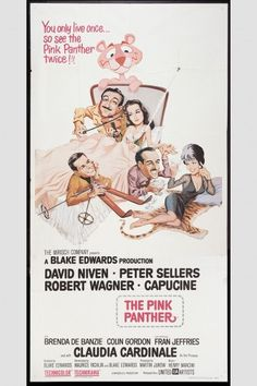 Pink Panther, The (1964)