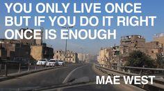 Make It Count: In 10 Tagen um die Welt (Clip)