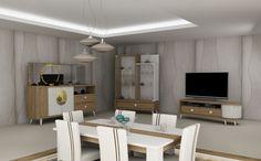 Lotus Yemek Odası Detaylı bilgi http://bit.ly/1FVmEhD