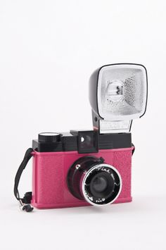 awesome camera. #pink #camera #photography