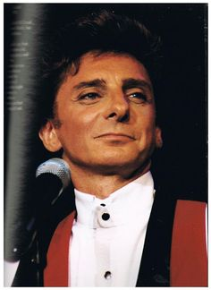 Barry Manilow The Greatest Hits and Then Some tour.