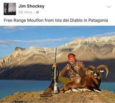 0abac6b9404 Jim Shockey Argentina Mouflon