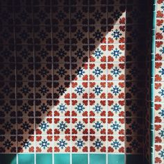 pretty tiles | bless these are beautiful