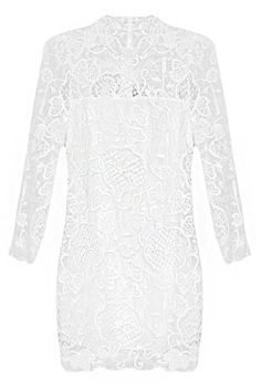 20 Best White Dresses - Little White Summer Dresses - Elle