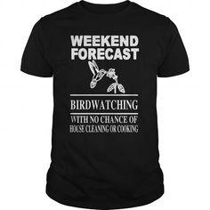 Cool  Bird Watching Shirt Shirts & Tees
