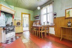 Köket Interior And Exterior, Interior Design, Scandinavian Countries, Kitchen Stories, Old Kitchen, Scandinavian Interior, Vintage Colors, Country Style, Kitchen Remodel
