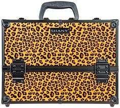 SHANY Aluminum Pro Makeup Train Case with Shoulder Strap and Locks, Leopard SHANY Cosmetics http://www.amazon.com/dp/B00JGN1X0S/ref=cm_sw_r_pi_dp_gbnEub17931T5