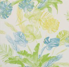 Jungle Fresh wallpaper by Paper Moon