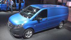 Mercedes Benz Vito 119 BlueTEC 4x4 Panel Van