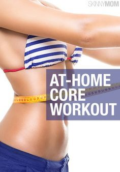 Get rid of that belly with this workout.