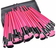 Zeagoo 32 PCS Make Up Brushes Set Professional Cosmetic Makeup Brush With Holder Bag No description (Barcode EAN = 0707137638433). http://www.comparestoreprices.co.uk/make-up/zeagoo-32-pcs-make-up-brushes-set-professional-cosmetic-makeup-brush-with-holder-bag.asp