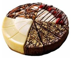 Delicious Cheesecake sampler for the Holidays - ShopGlad - Where ONLINE SHOPPING is a PLEASURE #ShopGlad #FoodGourmet