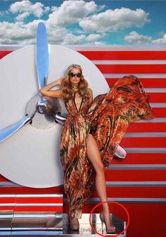 A bela Paris Hilton apareceu em um editorial que fez para o site Magazine Spain, usando sapatos #CS. O ensaio ficou lindo!  #lovecs #csnomundo #parisdecs #carmensteffens