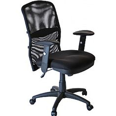 Cologne Mesh Manager Chair  www.officefurnitureonline.co.uk