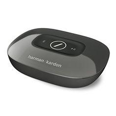 Harman/Kardon HKADAPTBLKEU Adaptateur Audio HD Sans Fil - Bluetooth - Noir
