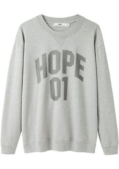 Hope King #Sweatshirt