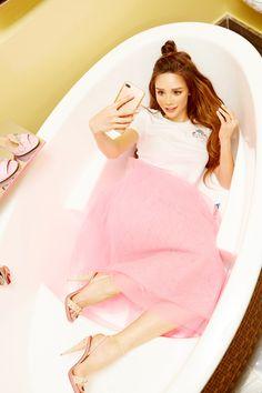 Блогер недели: Мария Вэй в фотосессии Tatler | Герои Tatler | Tatler – журнал о светской жизни