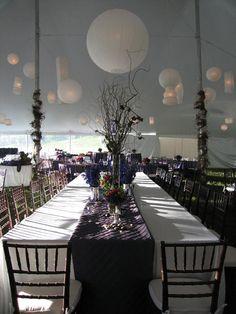 Inside the mountain ranch wedding tent.  Keywords: #weddingtents #jevelweddingplanning Follow Us: www.jevelweddingplanning.com  www.facebook.com/jevelweddingplanning/
