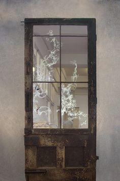 The Antique Door by Solenne Morigeaud
