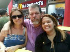 Dari, Rubén y Tina